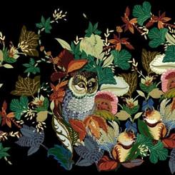 Harvest Owl #8821 black Alexander Henry