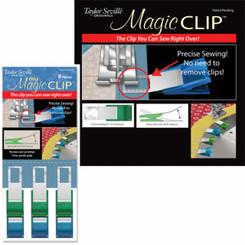 Big Magic Clip by Taylor Seville 6 pc set - Moda