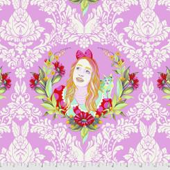 Curiouser & Curiouser Tula Pink's Alice-Wonder #PWTP159 Free Spirit