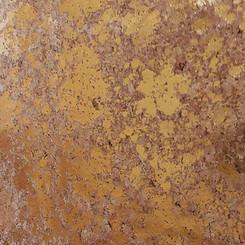 "Cork Fabric Natural/Copper Belagio 18""X15"" #BPC 90 81 Moda"