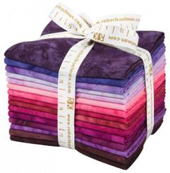 Prisma Dyes Plum Perfect FQ Bundle #FQ-830-15pc Robert Kaufman