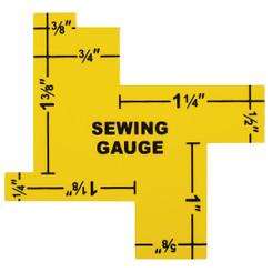 Sew Mate Sewing Guage #SG600P  Checker