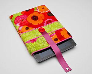 Always Blooming Tablet Case