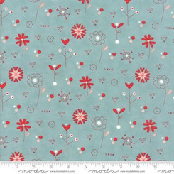 Love You Wild Flowers - Moda fabrics