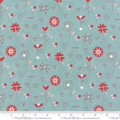Love You Wild Flowers - Moda fabrics