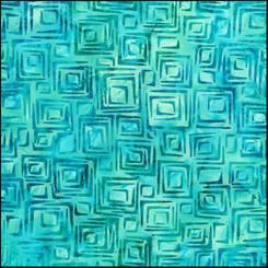 Artful Earth Lagoon - Robert Kaufman fabrics