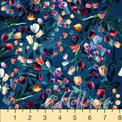 All Purpose Flower - Hoffman Fabric