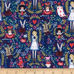 Wonderland - RJR fabrics