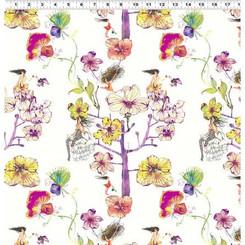 Tree Faeries - Clothworks fabric