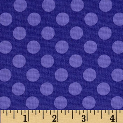 Tadot Violet - Michael Miller fabrics