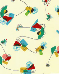 Ah Atomic - Alexander Henry fabrics