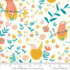 Wild Nectar Vanilla - Moda fabrics