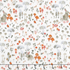 Mushroom Hideaway - Windham fabrics