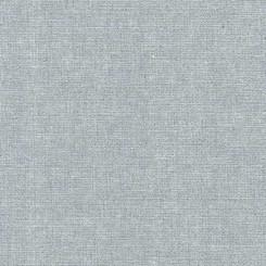 Essex Yarn Dyed Metallic Fog - Robert Kaufman fabrics