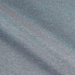 Essex Yarn Dyed Metallic Platinum - Robert Kaufman fabrics