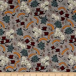 Belinda's Herbs - Alexander Henry fabrics