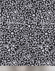 Waterhole & Seeds Black - M&S Textiles