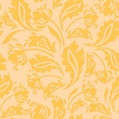 Yellow Floribella - Riley Blake Designs