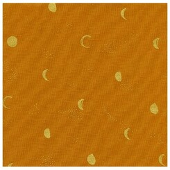 Santa Fe Moon Phase - Cotton + Steel fabrics