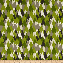Adventures Mountains Forest - Moda fabrics