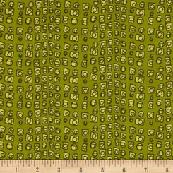 Avocado Succulents  - Windham fabrics