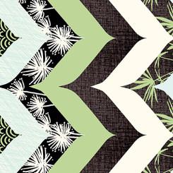 Tea's Me Stripe - Kanvas/Benartex fabrics