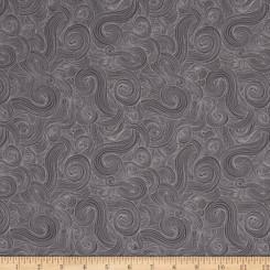 Just Color Charcoal - Studio E fabrics