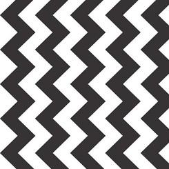Chevron Black - Riley Blake Designs