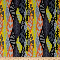 Psychedelia Sunset - Robert Kaufman fabrics
