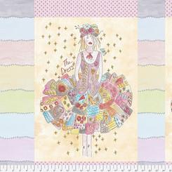 The Dress Multi - Free Spirit fabrics