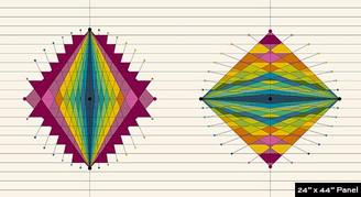 Quantum by Giucy Giuce - Andover fabrics