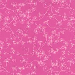 Flow Zen Chic Raspberry - Moda fabrics