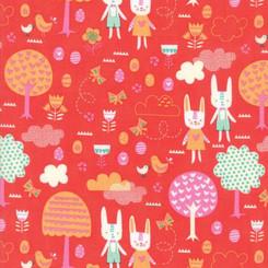 Spring Bunny Fun - Moda fabrics