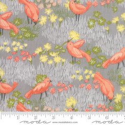 Dandi Annie Robin Pickens Little Birds - Moda fabrics
