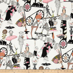 A Ghaslie End - Alexander Henry Fabrics
