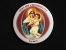 "Our Lady of Schoenstatt | 3 1/2"" Magnet"