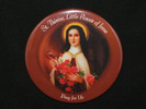 "St. Therese | 3 1/2"" Magnet"