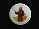 "St. Francis | 3 1/2 "" Magnet"