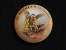 "St. Michael   3 1/2"" Magnet"