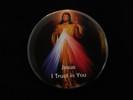 "Divine Mercy   3 1/2"" Magnet"