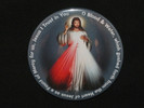 "Divine Mercy | 3 1/2"" Magnet (With Prayer)"