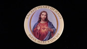 "Sacred Heart of Jesus | 3 1/2"" Magnet"