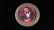 "Our Lady of Divine Mercy | 3 1/2"" Magnet"