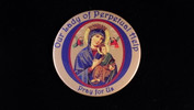 "Our Lady of Perpetual Help | 3 1/2"" Magnet"