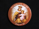 "Our Lady of Mt. Carmel | 3 1/2"" Magnet"