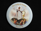 "Our Lady of Fatima | 3 1/2"" Magnet"