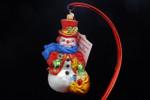 Glitzy the Snowman