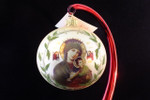 "Our Lady of Perpetual Help 10 Cm  Bulb (Approx. 4"")"