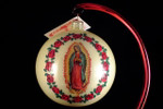 "Our Lady of Guadalupe' 10 Cm Bulb (Approx. 4"")"
