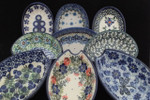Spoon Rest | Boleslawiec Polish Pottery
